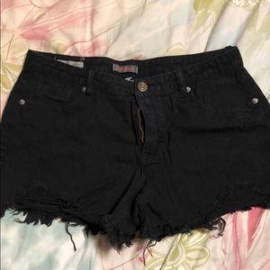 Pants - Hot kiss shorts